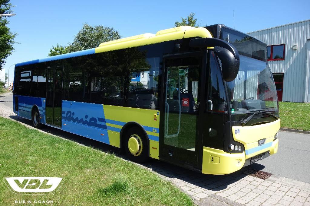 VDL Citea LLE-120/225, Public transport, Vehicles