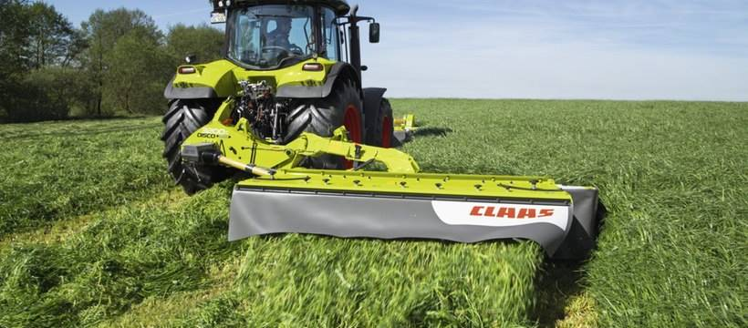 CLAAS Disco 3200 C Contour NIEUW, Maaiers, Landbouw