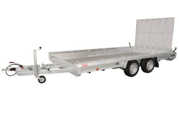 [Other] Hulco Terrax 3000 180x394, Muut perävaunut, Kuljetuskalusto
