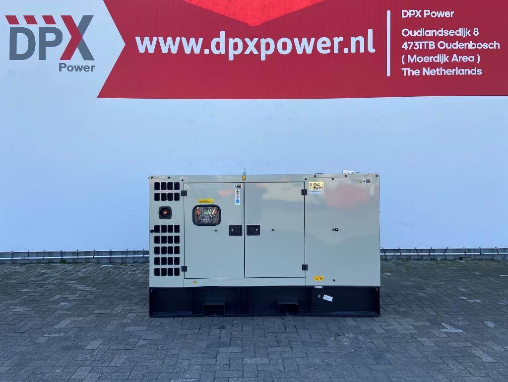 Perkins 1103A-33T - 66 kVA Generator - DPX-15703A, Diesel generatoren, Bouw