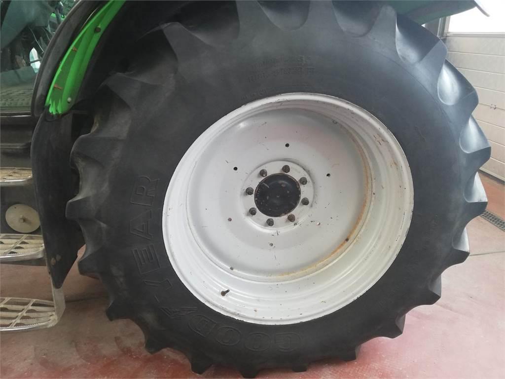 Deutz-Fahr AGROTRON 115TT, Tractoren, Landbouw
