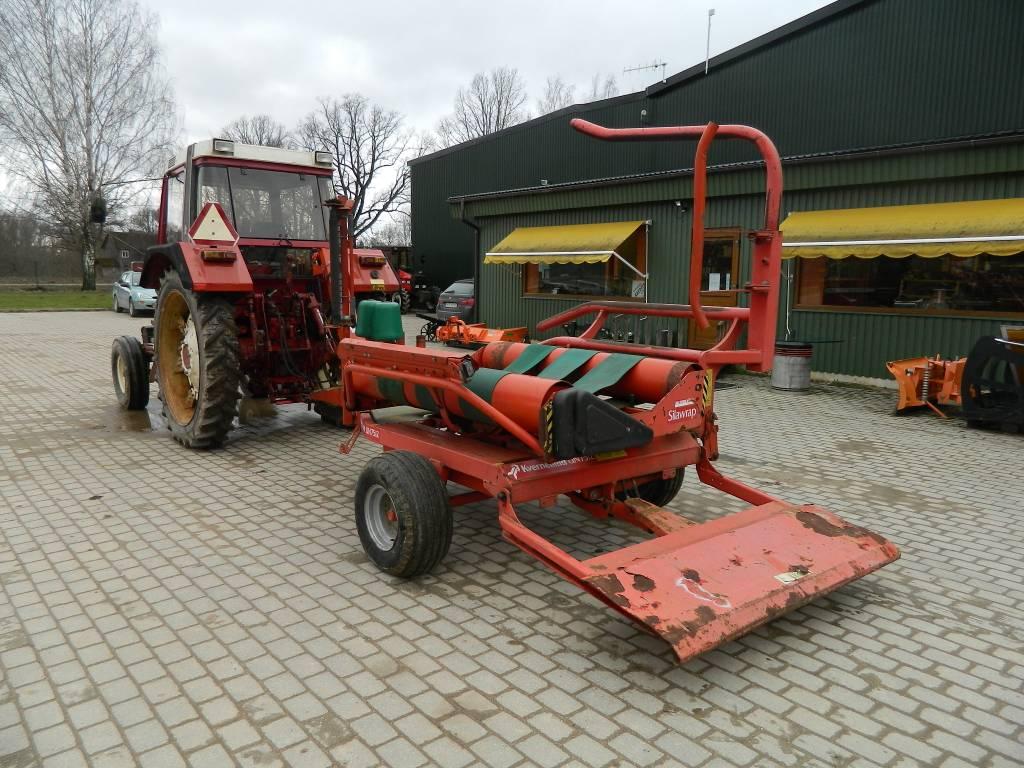 Kverneland UN7512, Ietinēji, Lauksaimniecība