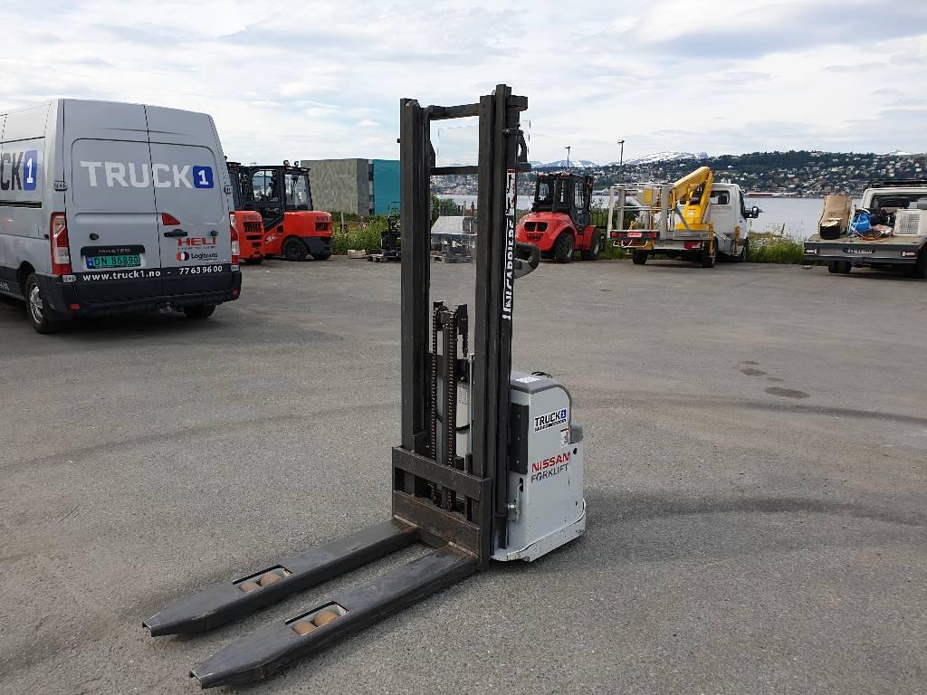 Nissan PS125 – 1,25 tonns ledestabler FRILØFT LH 2,99 m, Ledestablere, Truck