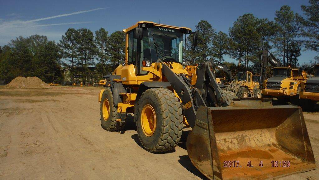 Volvo L60G, Wheel Loaders, Construction Equipment