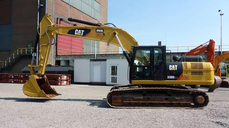 Caterpillar 330D2L - Crawler Excavators - Construction - DLL