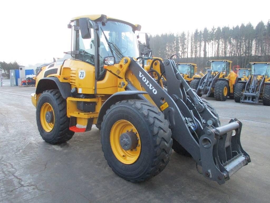 Volvo L45H, Skid Steer Loaders, Construction Equipment