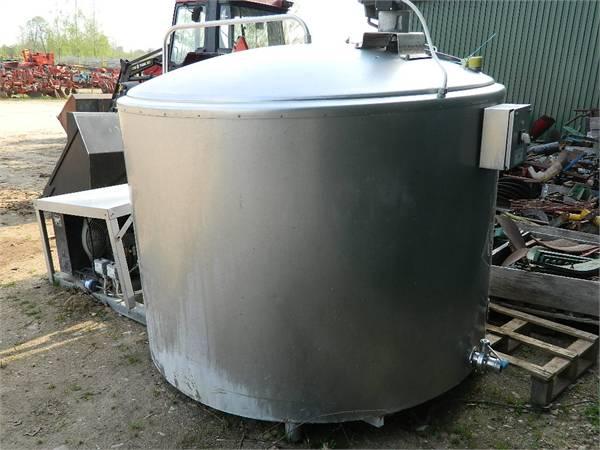 Wedholms DF825AD, Piena dzesētāji, Lauksaimniecība