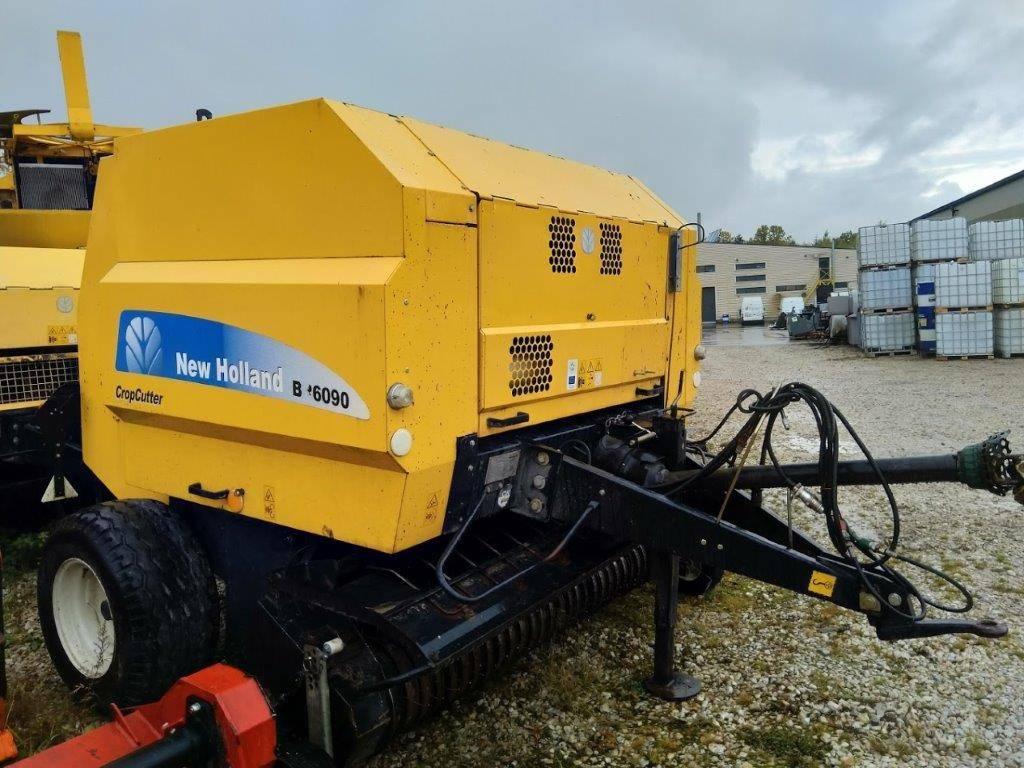New Holland BR6090, Ruloonpressid, Põllumajandus