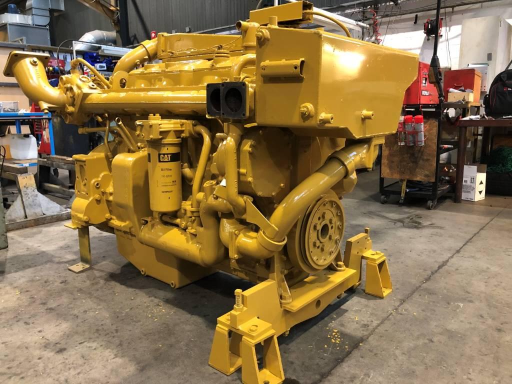 Caterpillar 3406 - Marine Propulsion - 240 kW - 4TB, Marine Applications, Construction