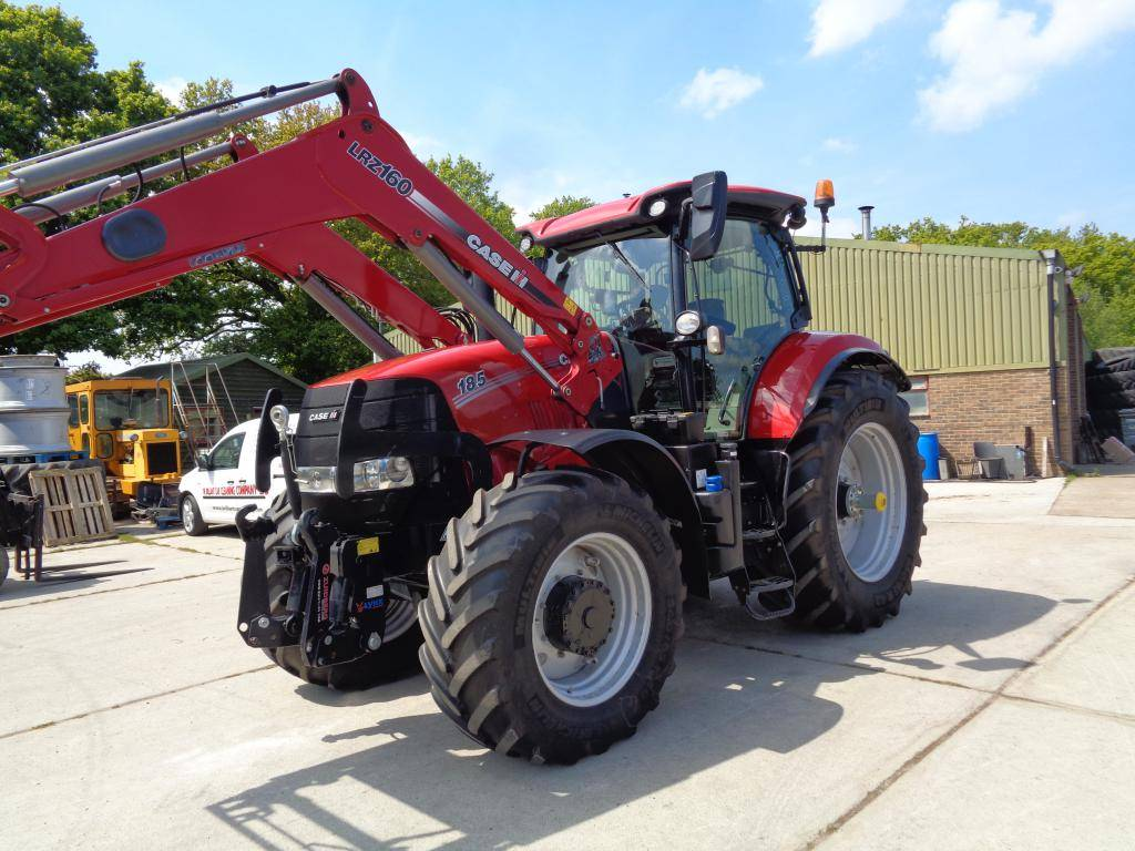 CASE Puma 185 with Case LRZ160 Loader, Tractors, Agriculture