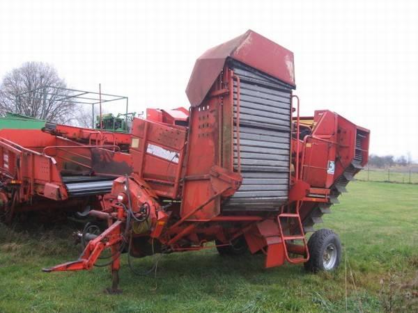 Grimme LK 650, Kartupeļu kombaini, Lauksaimniecība