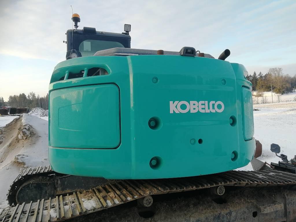 Kobelco SK 230 SR LC-3, Гусеничные экскаваторы, Строительная техника