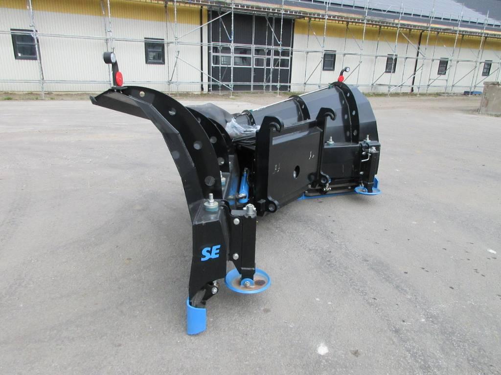 [Other] SE Equipment vikplogar, 3,70 m, 4 m, St Bm, Skopor, Entreprenad