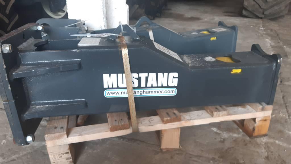 Mustang SB200, Młoty, Maszyny budowlane