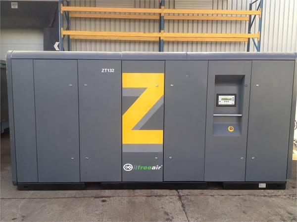 Atlas Copco ZT 132, Compressors, Industrial