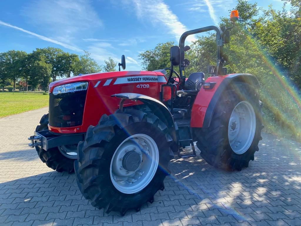 Massey Ferguson 4709 4WD cabrio, Tractoren, Landbouw