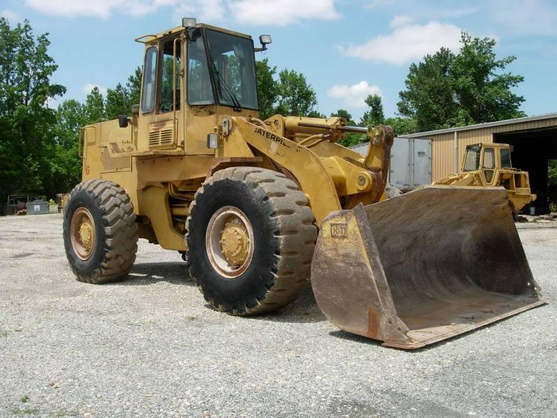 Caterpillar 936E, Wheel Loaders, Construction Equipment