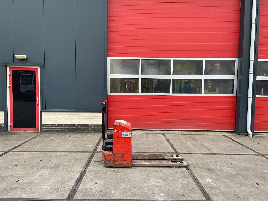 LOC Epsiloc EP18 1800kg palletwagen, Electro-pallettrucks, Laden en lossen