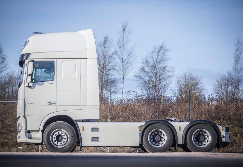 DAF XF FTS 530 - Nordic Edition, Conventional Trucks / Tractor Trucks, Trucks and Trailers