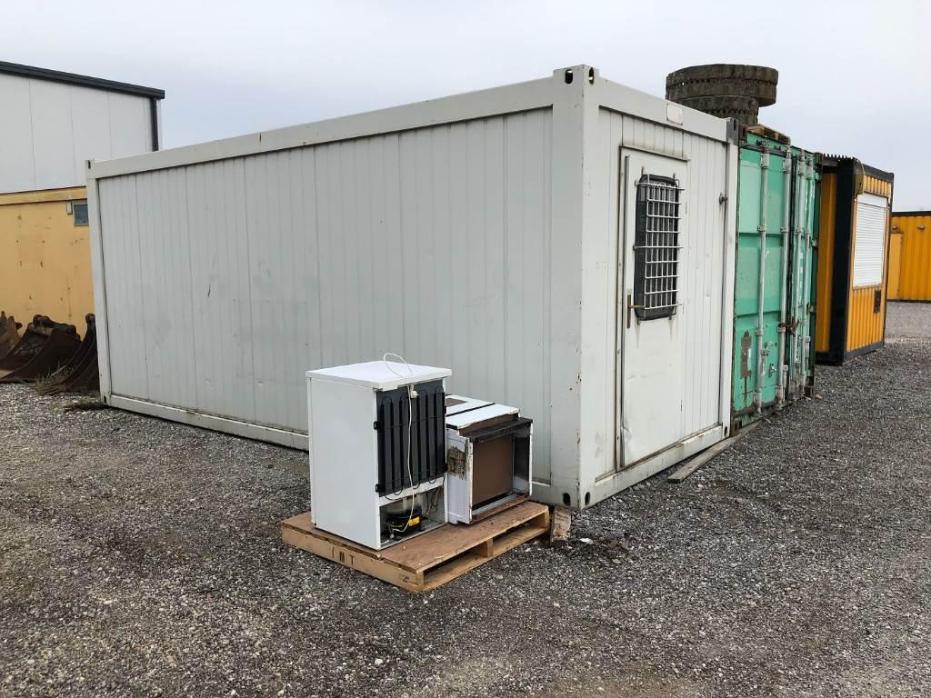 [Other] Continex Saniter Container, Spezialcontainer, LKW/Transport