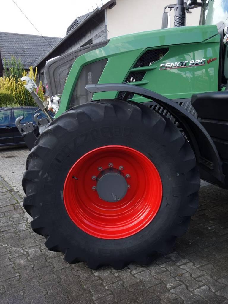 Fendt 826 Profi Plus, Tracteur, Agricole