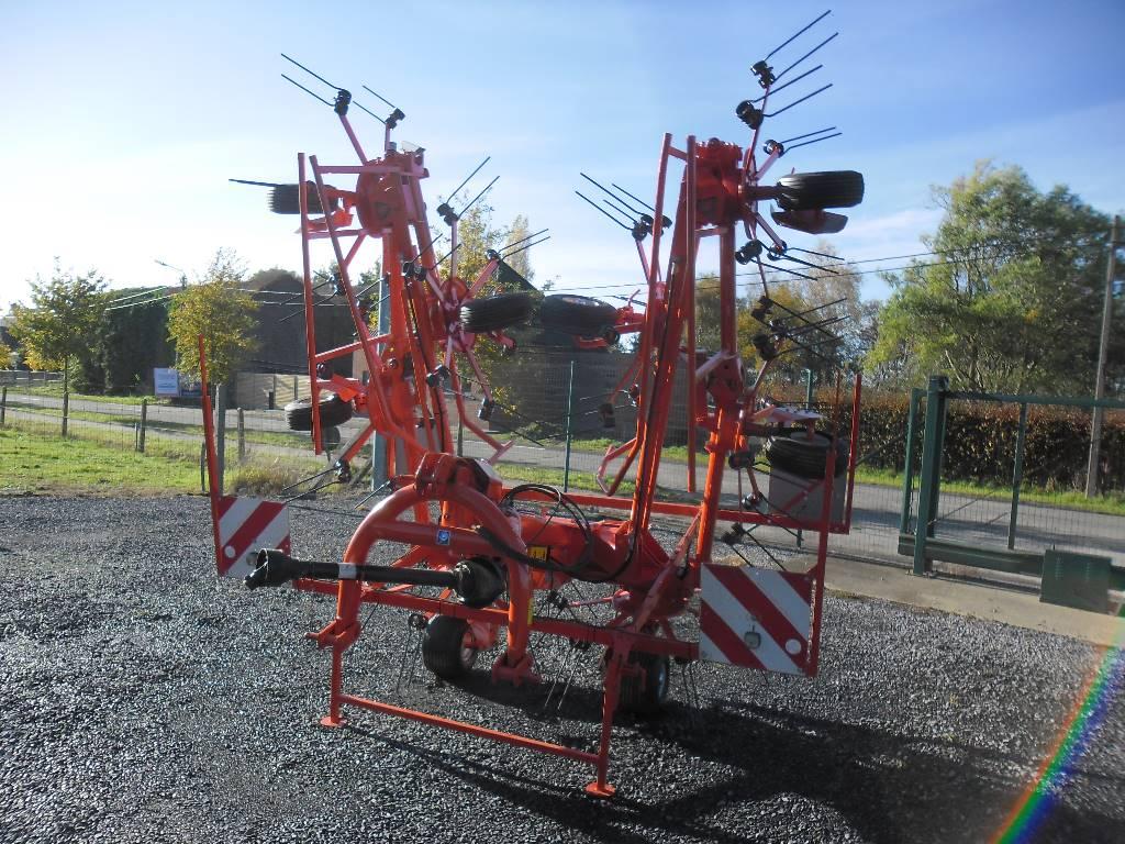Kuhn schudder 8501MH Digidrive, Harkkeerders en schudders, Landbouw