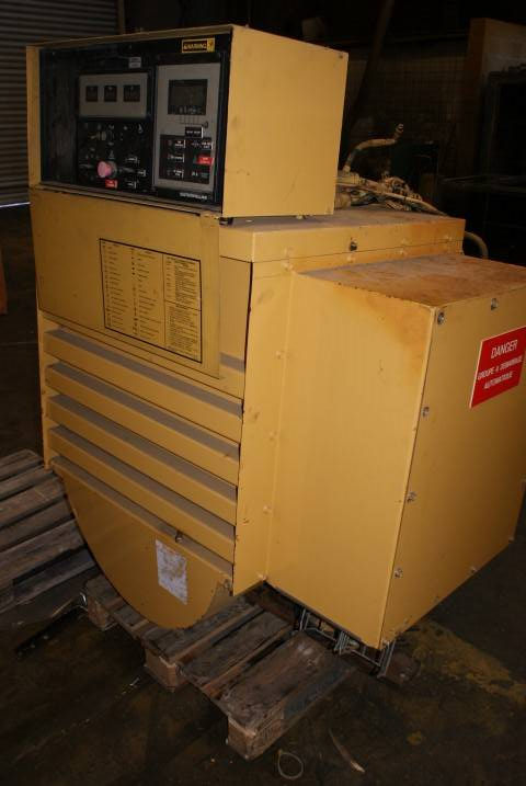 Rebuilt Caterpillar Generator End SR 4 - 364kW - DPH 104026, Generator Ends, Construction