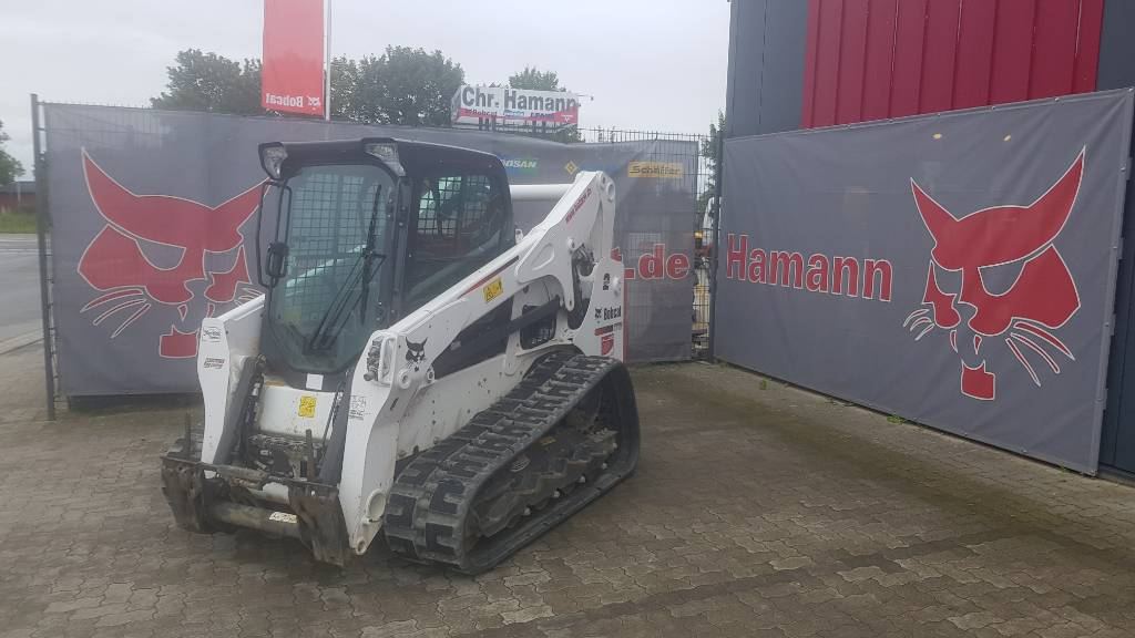 Bobcat T 770, Skid Steer Loaders, Construction Equipment