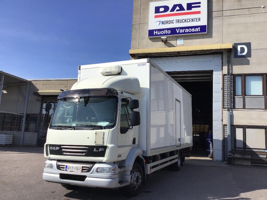 DAF LF55.220, Umpikorikuorma-autot, Kuljetuskalusto
