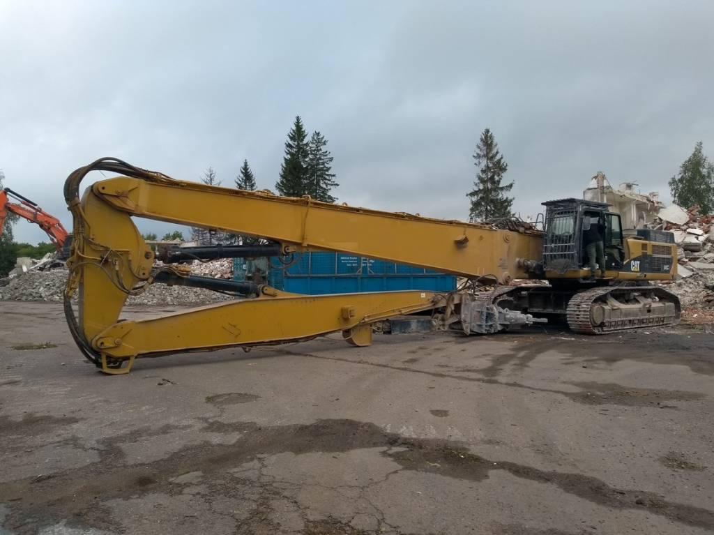 Caterpillar 345C, Demolition, Construction Equipment