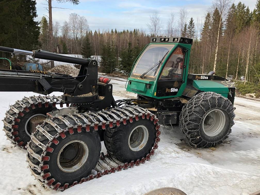 Prosilva S5, Harvesters, Forestry