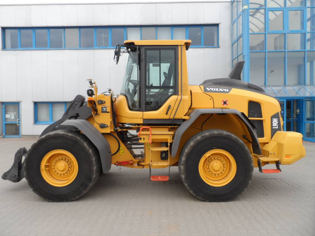 Volvo L 90 H, Wheel Loaders, Construction Equipment