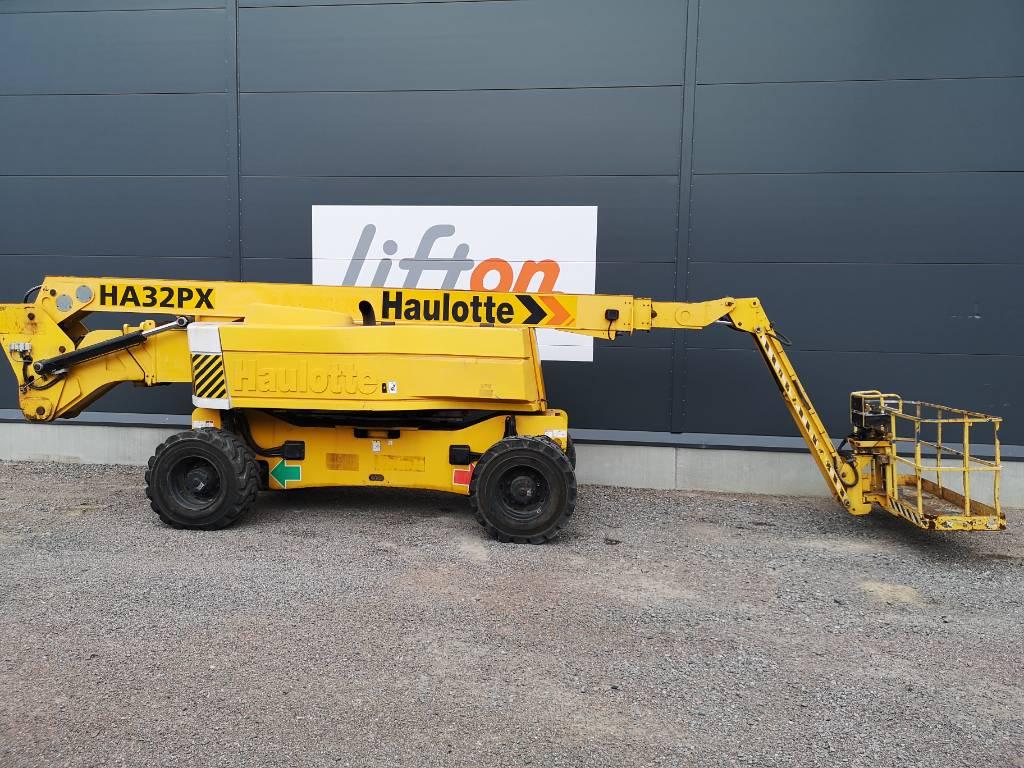 Haulotte HA 32 PX, Bomliftar, Entreprenad