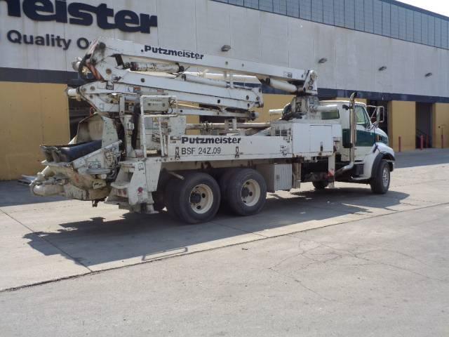 Putzmeister BSF 24Z.08, Boom Pumps, Construction Equipment