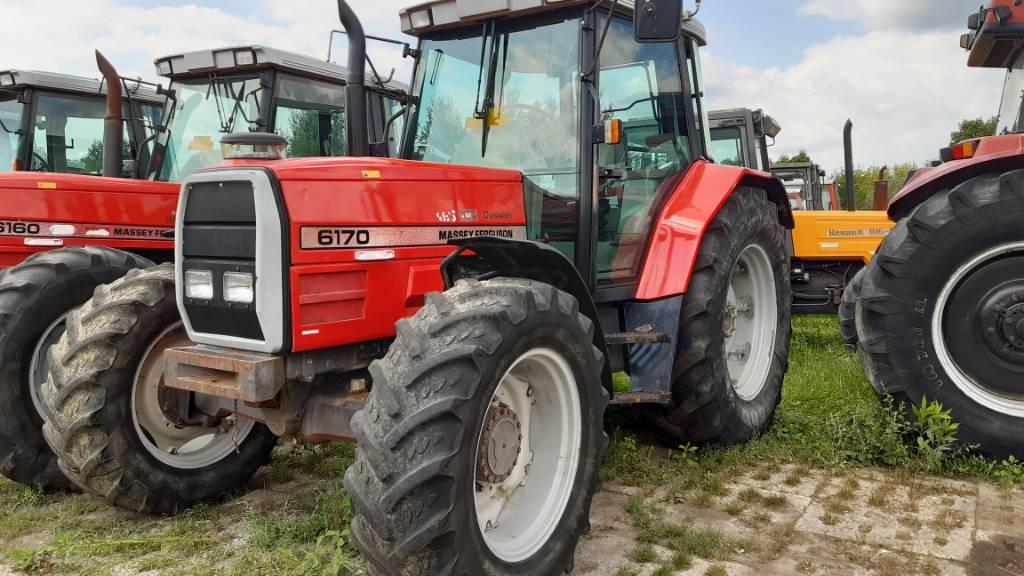 Massey Ferguson 6170, Traktory, Maszyny rolnicze