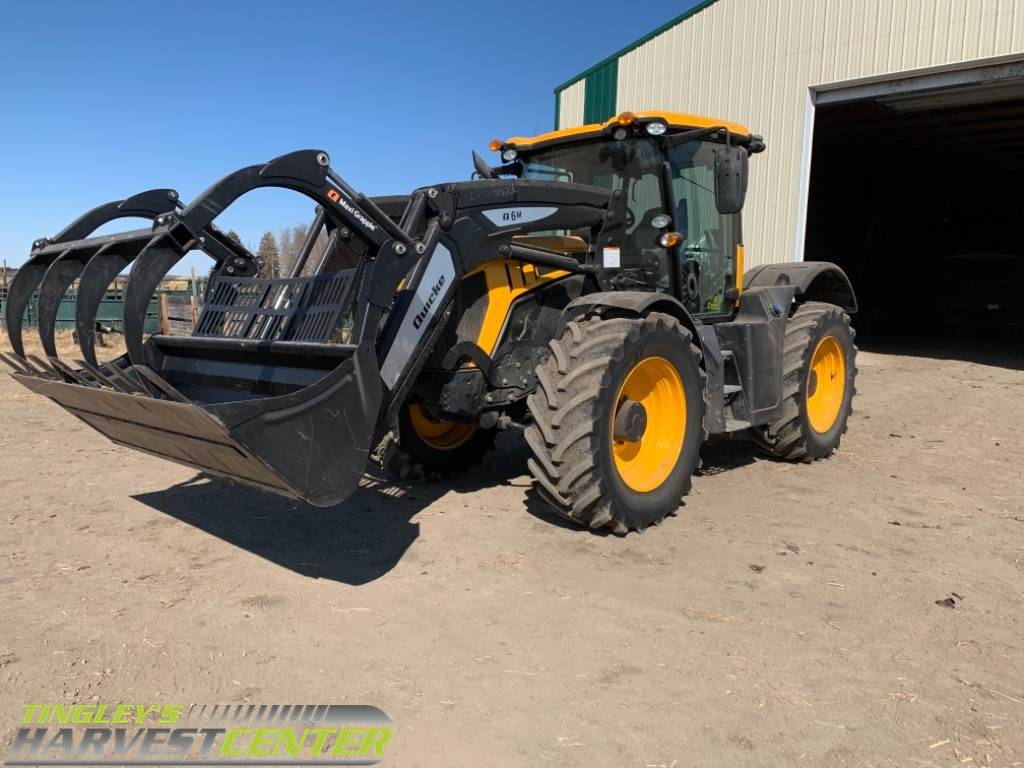 JCB Fastrac 4220, Tractors, Agriculture