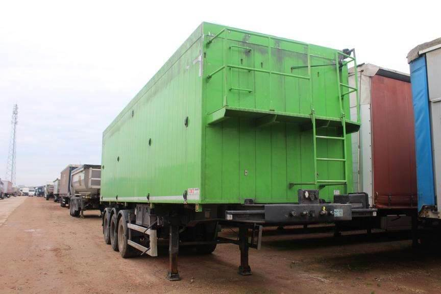 CMT W 34.5t W25-50, Other Trailers, Trucks and Trailers