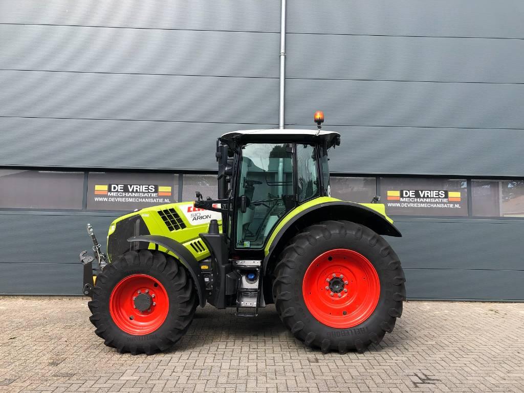 CLAAS Arion 510 CIS, Tractoren, Landbouw