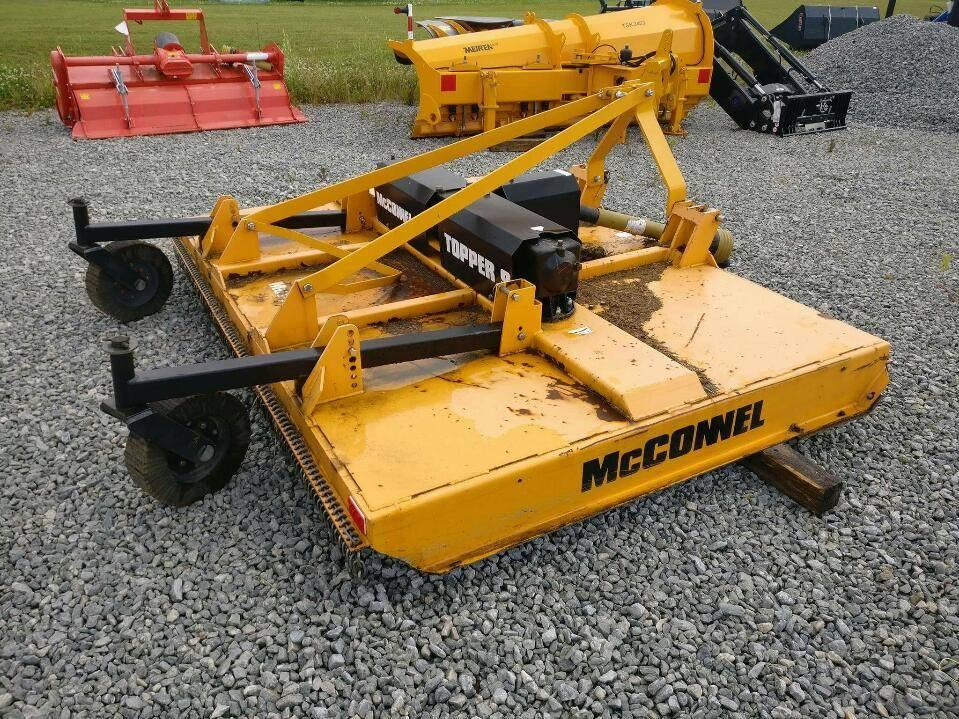 McConnel Topper 9HD, Niidukid, Põllumajandus