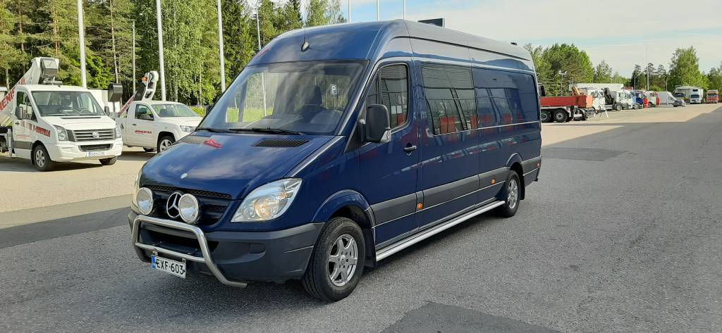 Mercedes-Benz Sprinter 315 CDI, Panel vans, Transportation