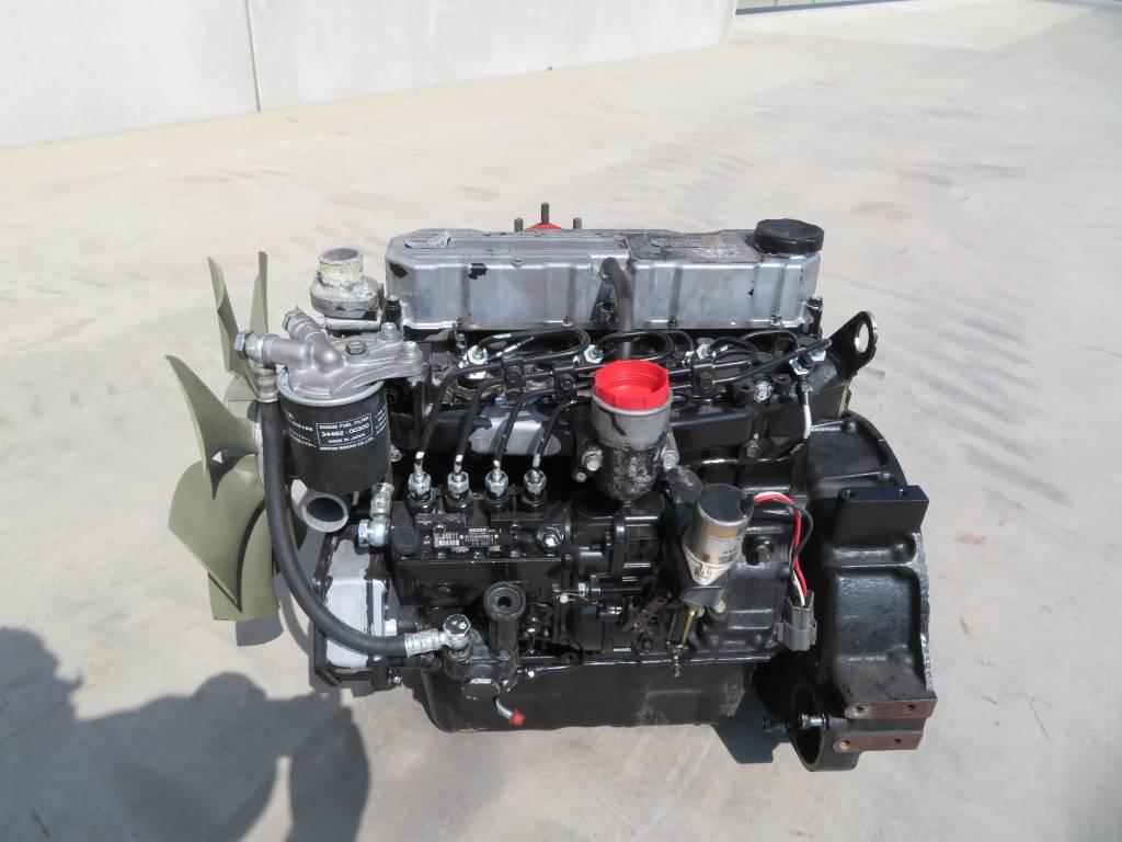 Mitsubishi S4Q2, Motoren, Bouw