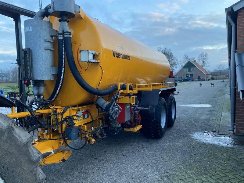 Veenhuis VTO 18, Slurry Tankers, Agriculture