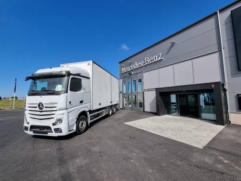 Mercedes-Benz Actros V 2553 L FJÄRRBIL, Skåpbilar, Transportfordon