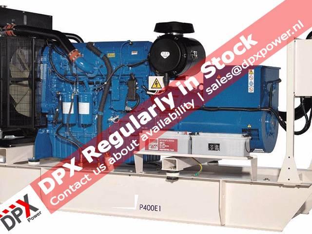 Perkins 2306 Generatorset, Diesel generatoren, Bouw