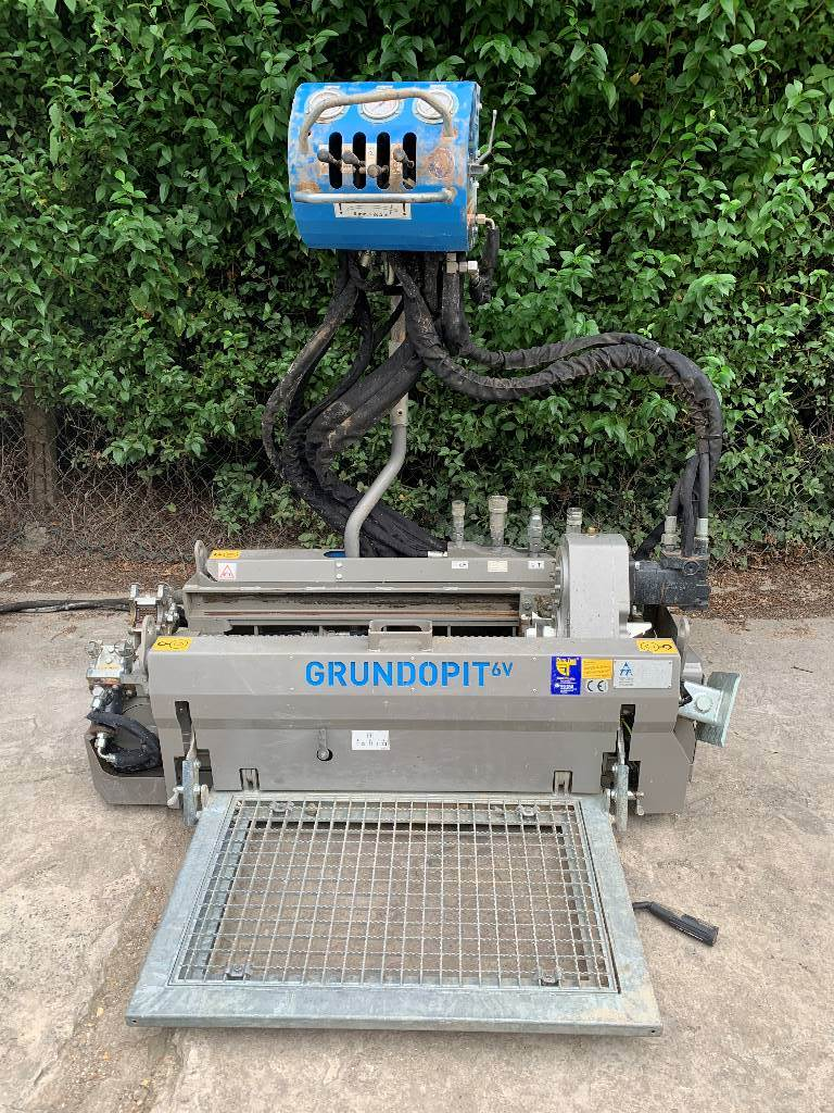 Tracto-Technik GRUNDOPIT 6V, Drills, Construction Equipment