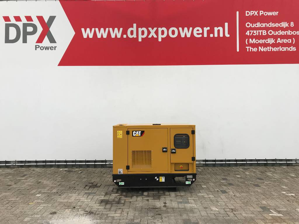 Caterpillar DE13.5E3 - 13.5 kVA Generator - DPX-18001, Diesel generatoren, Bouw