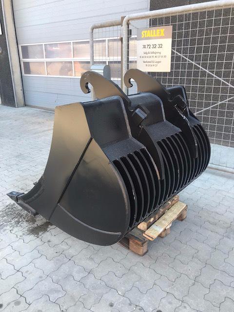 [Other] RISTESKOVL/SKELLET BUCKET/SIEBLÖFFEL 1142 kg, Skovle, Entreprenør