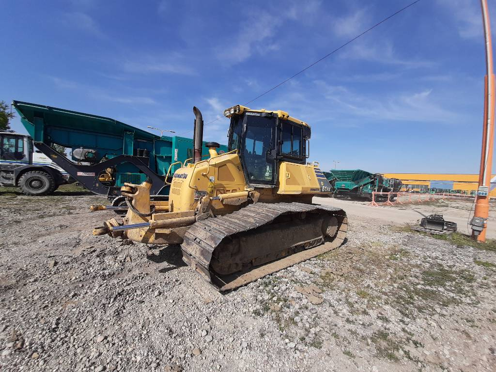 Komatsu D61PXI-23, Crawler dozers, Construction Equipment