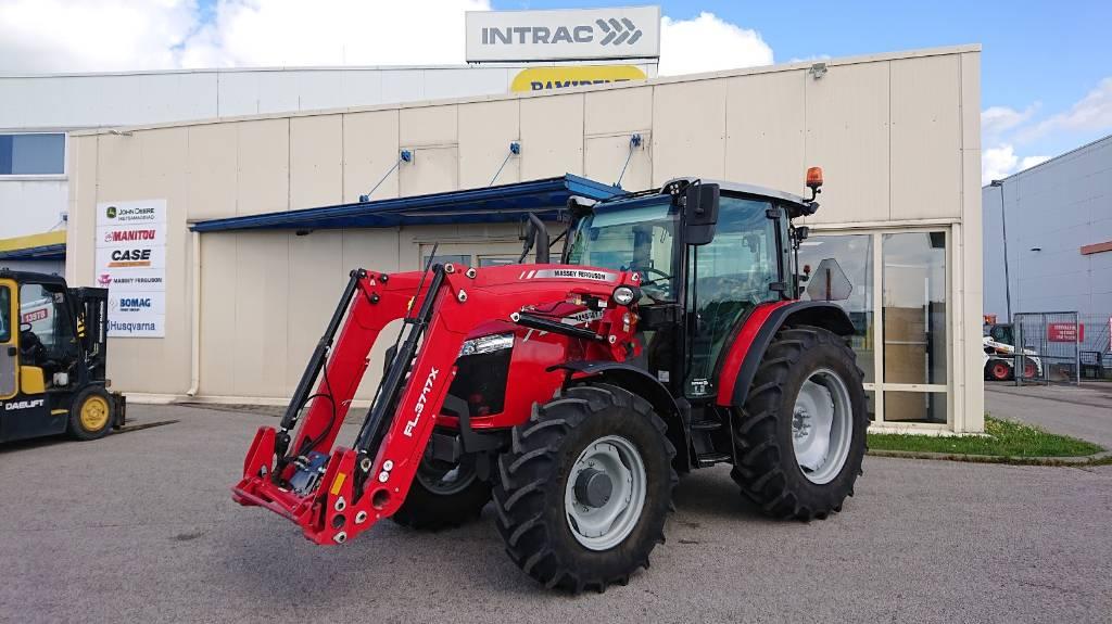 Massey Ferguson 5710, Traktori, Lauksaimniecības tehnika