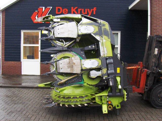 CLAAS Orbis 600sd, Forage harvester headers, Agriculture